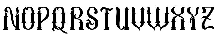Sekatoan-Clean Font UPPERCASE