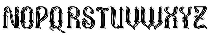 Sekatoan-Inline-Shadow Font UPPERCASE
