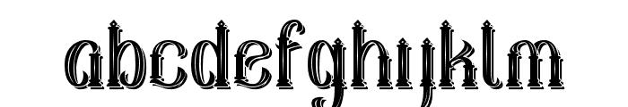 Sekatoan-Inline-Shadow Font LOWERCASE