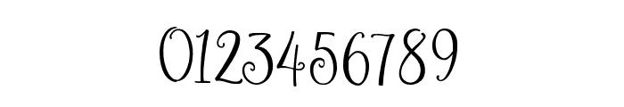 Seulanga Regular Font OTHER CHARS