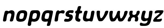 Share Happiness Around Italic Font LOWERCASE