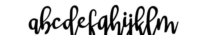 Shark Blindate Font LOWERCASE