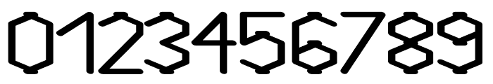 Ship regular Font OTHER CHARS