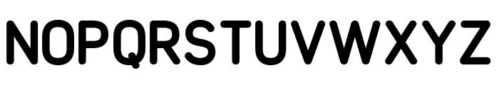 Shoffer Font UPPERCASE