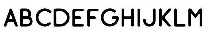 Signature Sans Font LOWERCASE