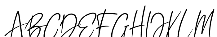 Sillameture Font UPPERCASE
