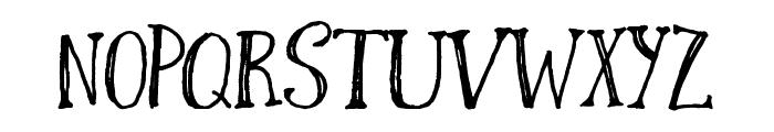 Silverwaves Font UPPERCASE