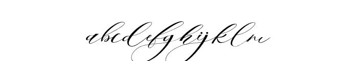 SinterSecret Font LOWERCASE