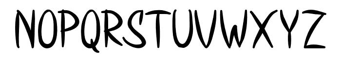 Sirena Font UPPERCASE