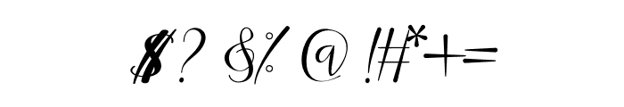 Sketchy Twisty Font OTHER CHARS