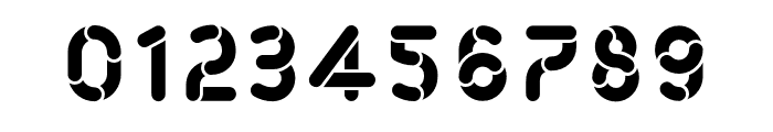 Skrova Fill Solid Font OTHER CHARS