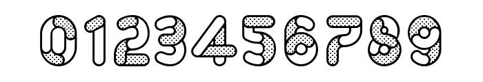 Skrova Parts Outline Dotted 1 Font OTHER CHARS