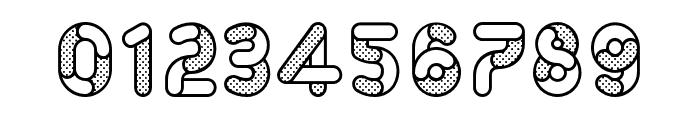 Skrova Parts Outline Dotted 2 Font OTHER CHARS