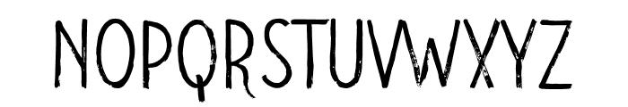 Skyline Hotel Font UPPERCASE