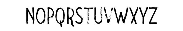 Skyline Hotel Font LOWERCASE