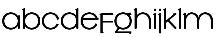 Slowglass Bold Font LOWERCASE