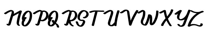 Smart Business Font UPPERCASE