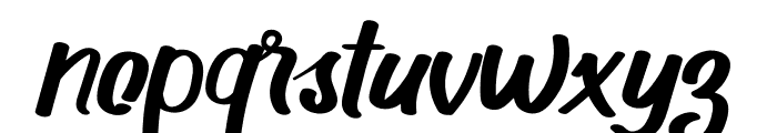 Smart Business Font LOWERCASE