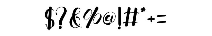 SmartChild Font OTHER CHARS