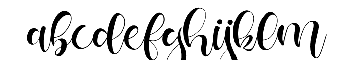 SmartChild Font LOWERCASE