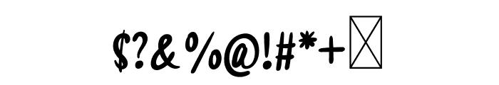 Smartwork Font OTHER CHARS