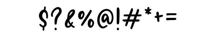 Smilestar Font OTHER CHARS