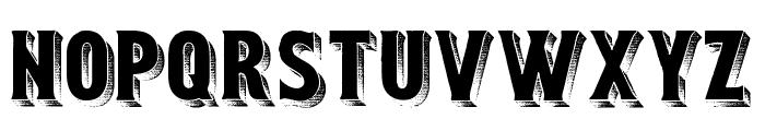 Smoking Typeface Full Font LOWERCASE