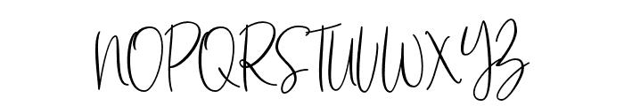 SoulSilver Font UPPERCASE