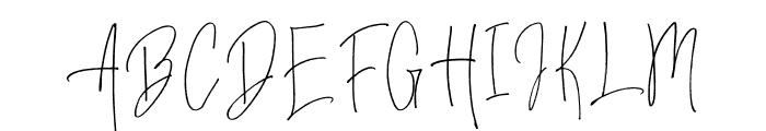 Soul_Adventures Script Font UPPERCASE