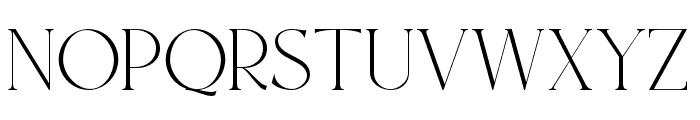 SouthAmsterdam Font UPPERCASE