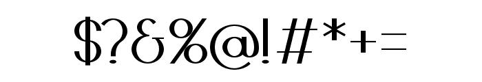SouthernCarolinasans-Regular Font OTHER CHARS