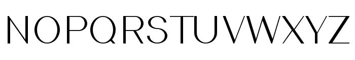 SouthernCarolinasans-Regular Font UPPERCASE