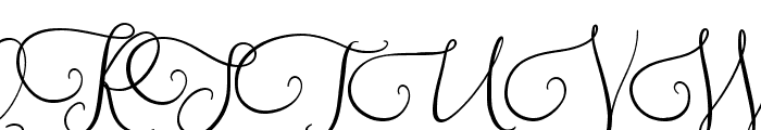 Southfall Bold Font UPPERCASE