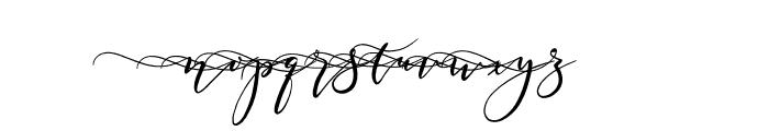 Southfield-Alt1StartSwashes Font LOWERCASE