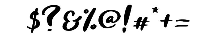 Spooky Pumpkin alternates 2 Regular Font OTHER CHARS