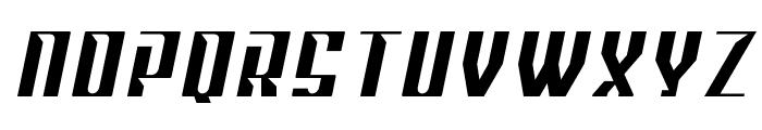 Sportage-ExtraLightItalic Font UPPERCASE