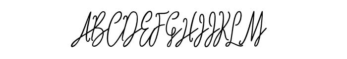 Squadwife Font UPPERCASE