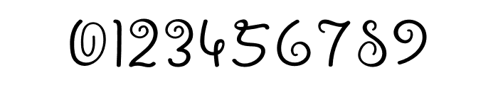 Squash Spread Font OTHER CHARS
