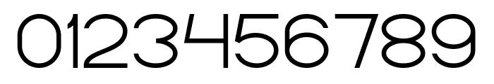 Standard International-Light Font OTHER CHARS
