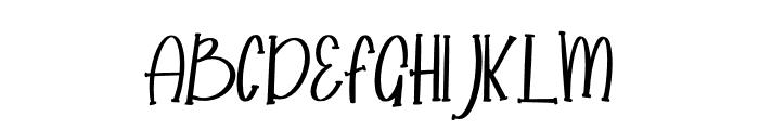 Stange Roses Font UPPERCASE