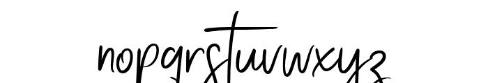 Stay Classy Stylish Bold Font LOWERCASE