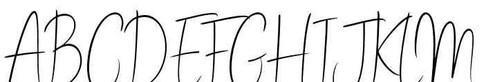 Stay Classy Stylish Light Font UPPERCASE