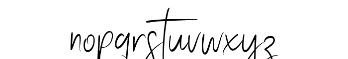 Stay Classy Stylish Light Font LOWERCASE