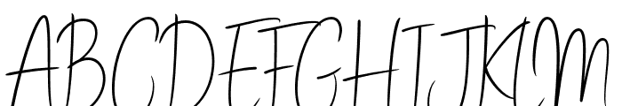 Stay Classy Stylish Font UPPERCASE