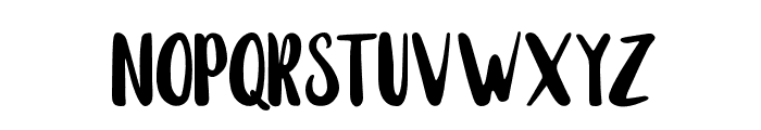 StayWildy Font UPPERCASE