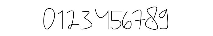 Stella signature Font OTHER CHARS