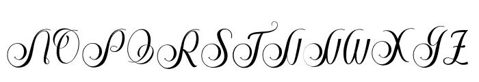 Stephen Font UPPERCASE