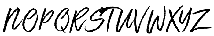Stone Hearts Font UPPERCASE