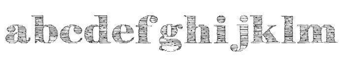 StoneStoryPlus Font LOWERCASE