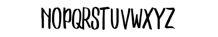 StonestickCaps Font LOWERCASE